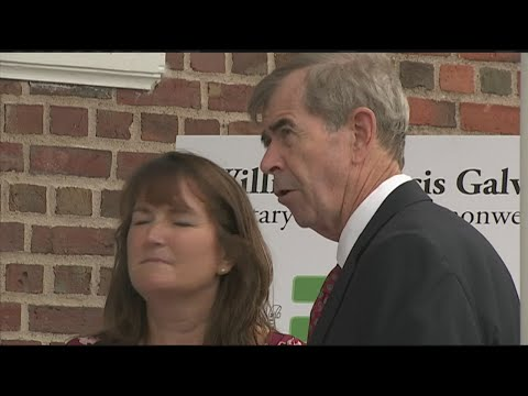Massachusetts Secretary of State visits the Big E