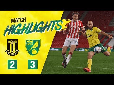 Stoke Norwich Goals And Highlights
