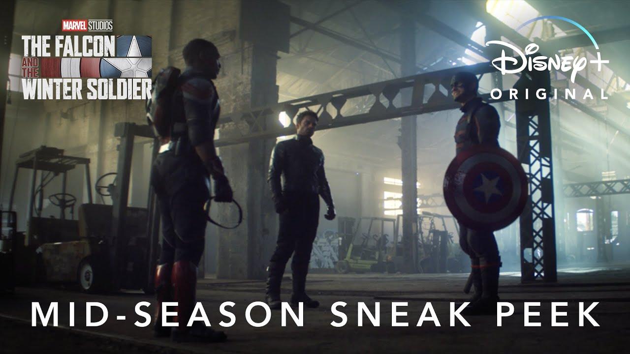 """The Falcon and The Winter Soldier"" Mid-Season Sneak Peek!"