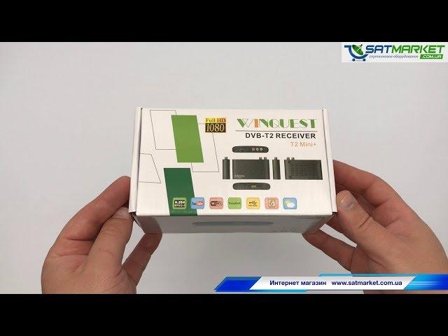 Видео обзор WinQuest T2 Mini plus
