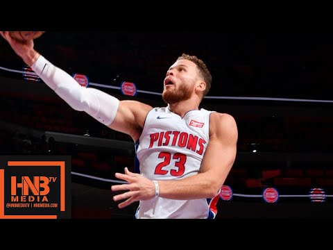 Cleveland Cavaliers vs Detroit Pistons Full Game Highlights | 10.25.2018, NBA Season