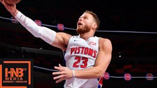 Cleveland Cavaliers vs Detroit Pistons Full Game Highlights | 10.25.2018, NBA Season