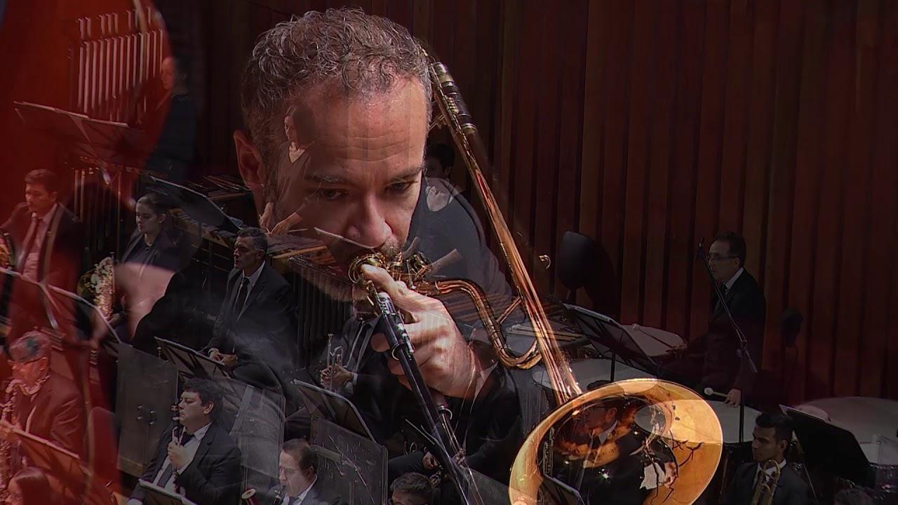 Concierto para 4 trombones y orquesta - GBorda