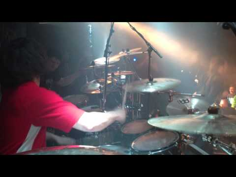After The Burial  Berzerker Dual Drums feat Mike Malyan of Monuments