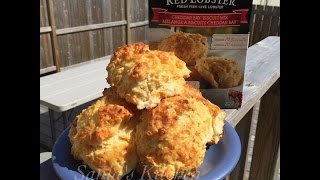 Red Lobster Cheddar Bay Biscuit Easy Fast