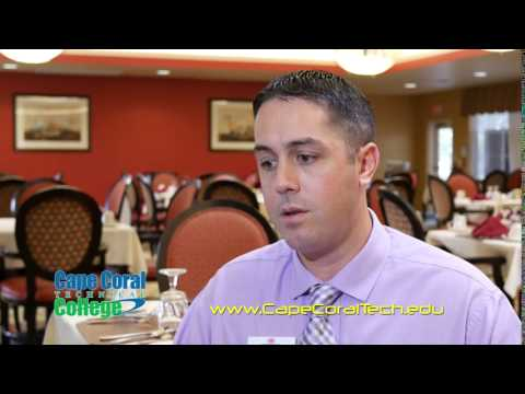 Cape Coral Technical College - Student Testimonial - Ron