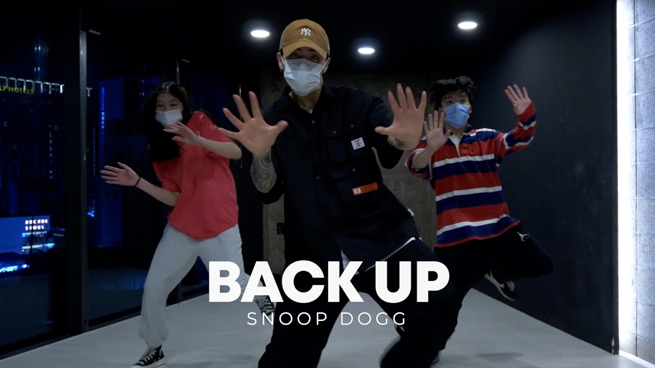 Snoop Dogg - Back Up | Denny choreography | MOVE Dance Studio