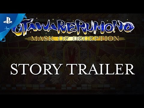 Utawarerumono: Mask of Deception - Story Trailer | PS4, PS Vita
