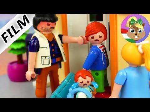 PLAYMOBIL FILM MAGYAR- A BEFOGADÓCSALÁD / Új szülők a Vogel gyerekeknek / Káosz Klinika