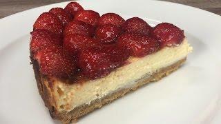 Cheesecake (Çiz Kek) Tarifi - Tatlı Tarifleri