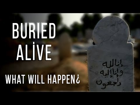 Buried Alive - What Will Happen? - You Will Cry - 2017