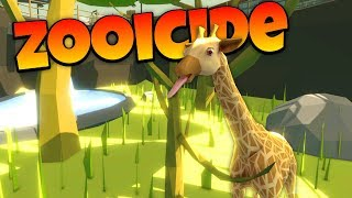 Zooicide - Zoo Animal Rampage Against Zookeepers! - Let