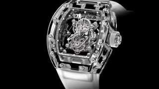 Richard Mille RM 56-02 Tourbillon Sapphire Case