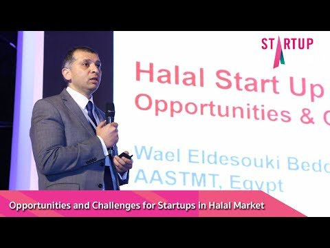 Opportunities and Challenges for Startups in Halal Market