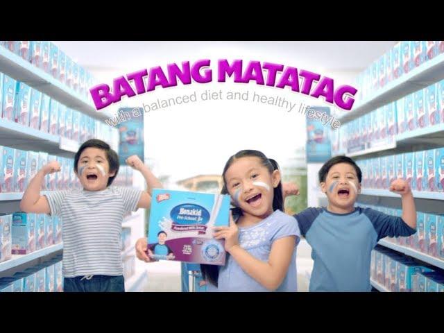 Bagong 3 Pataas moves mula sa mas pinatatag na BONAKID PRE-SCHOOL® 3+!
