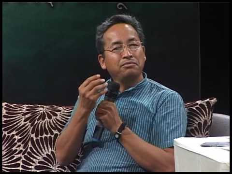 Rapid fires - Sonam Wangchuk_the Real RANCHO