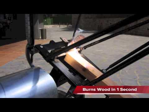 Solar Furnace | Fresnel Lens