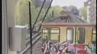 GRAFFITI - Spray City - Berlin Graff 90ger Jahre