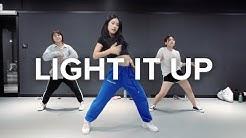 Light it Up Remix - Major Lazer ft. Nyla & Fuse ODG / Beginner's Class