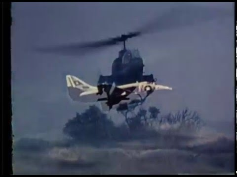 Role of the AH-1J and AH-1T in Combat (1982)