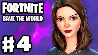Fortnite: Save the World - Gameplay Walkthrough Part 4 - Homebase Defender, Mission Defender! (PC)