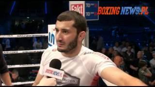 Mamed Khalidov po KSW 19: Mogę walczyć z Najmanem (13.05.12) 2017 Video