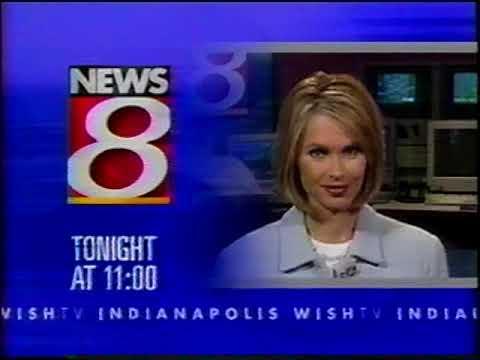 October 3, 2001 - Angela Buchman Indianapolis Weather Bumper