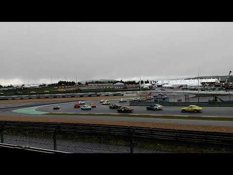 Oldtimer-Grand-Prix 2017 Nürburgring Revival Deutsche Rennsport-Meisterschaft (DRM) (Startphase)