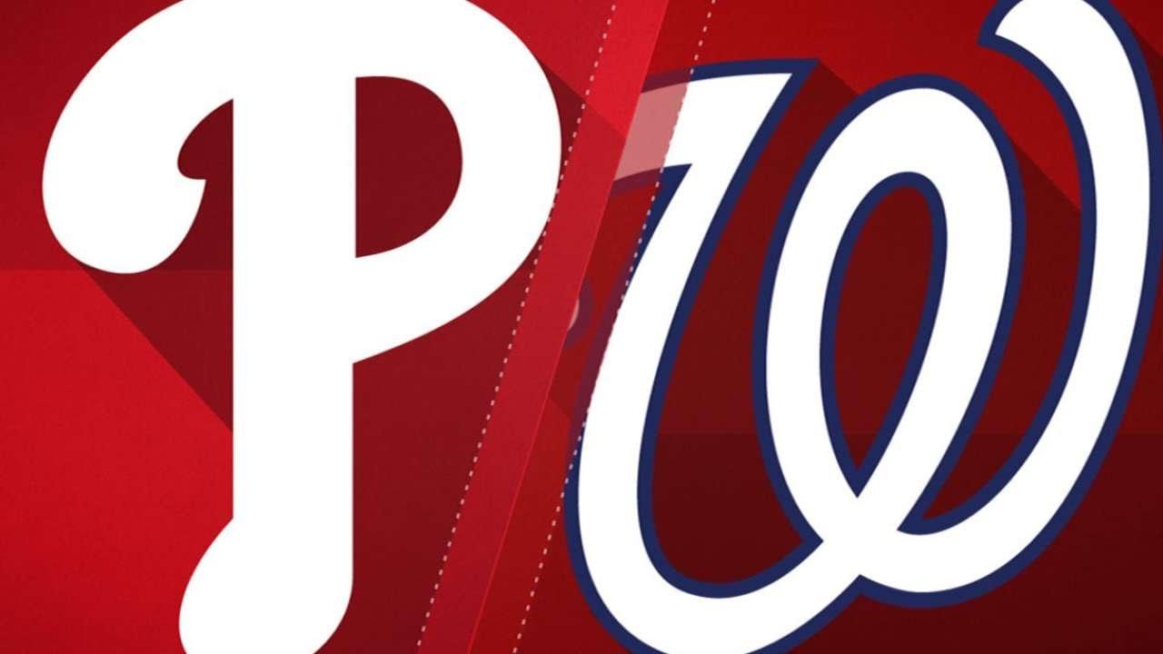 Santana, Herrera power Phillies past Nats: 6/22/18