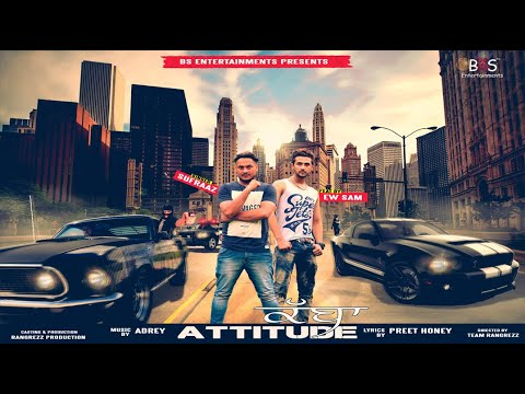 Kabba Attitude | Sufraaz | Ew Sam | BS | Black Sunny | Rashpal Singh Brar