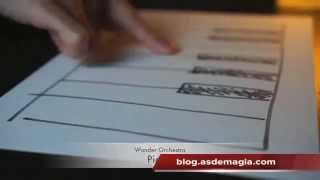 Vídeo: Wonder Orchesta - Piano