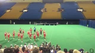 Fake Love by Drake cheer dance