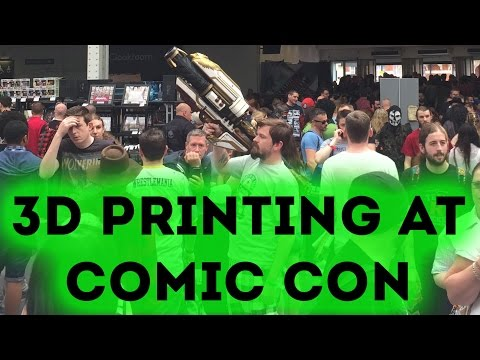 3D printing in Props and Cosplay