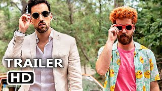 HALF BROTHERS Trailer (2020) Comedy Movie