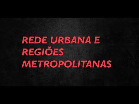 REDE URBANA E