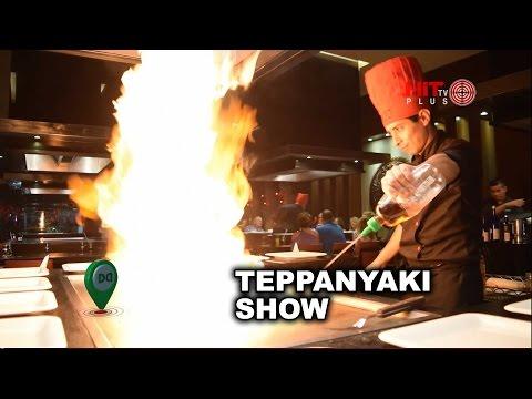 Teppanyaki Show - Barceló Maya - Tokyo Restaurant