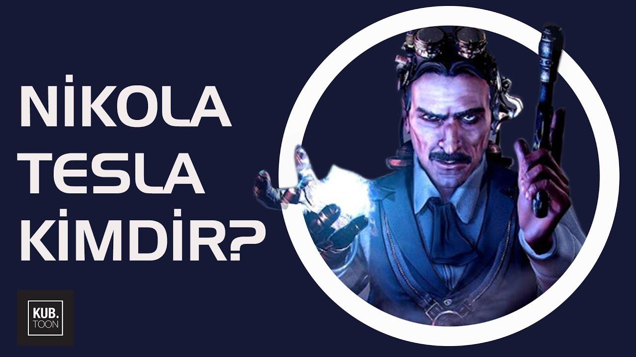 Nikola Tesla kimdir? Hayatı Kısaca - YouTube