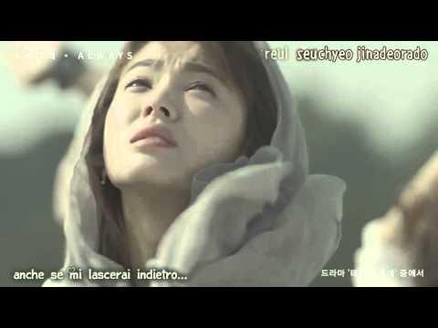 +[BGF] Yoonmirae - Always (Karaoke Ita)