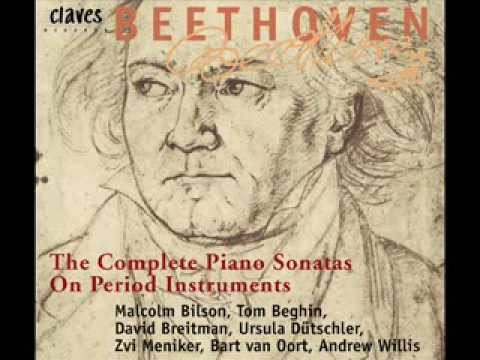 David Breitman - Beethoven: The Complete Piano Sonatas On Period Instruments / CD 01 Track 09