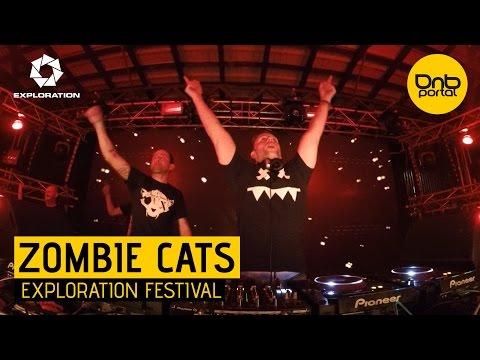 Zombie Cats - Exploration Festival 2016 [DnBPortal.com]