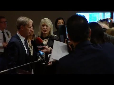 Sweden on the situation in Syria - Media Stakeout (22 February 2018)