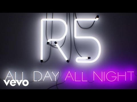 R5 - All Day, All Night: Easy Love (Performance)