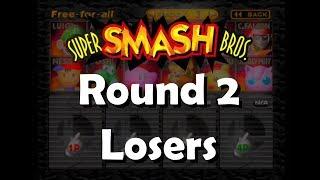 Level 9 CPU Tournament! (Super Smash Bros.) : Losers Round 2 | Zumpr