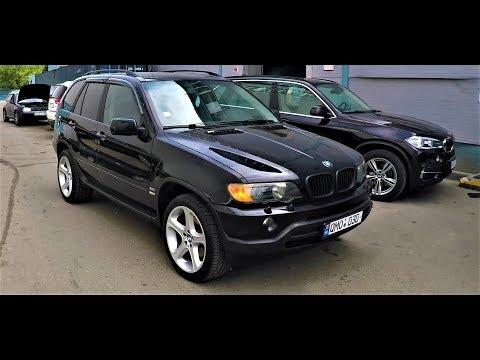 BMW X5 E53 РЕМОНТ M54 3.0 !