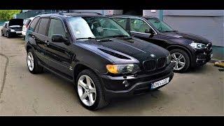 BMW X5 E53 ЖӨНДЕУ M54 3.0 !