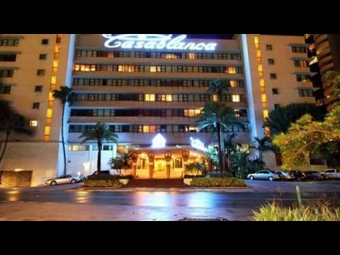 Yiyi S Casablanca On The Ocean Miami Beach Hotels Florida