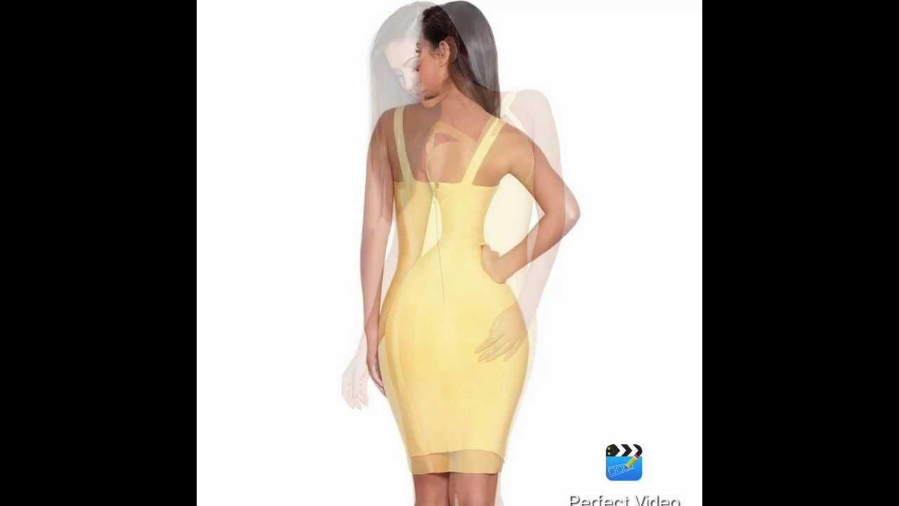 Comprar vestido bandage barato