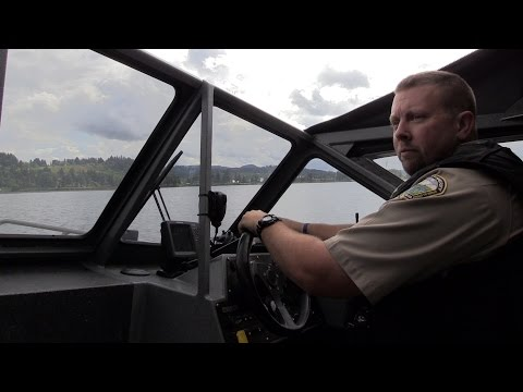 Video: On the Water with the Marine Patrol