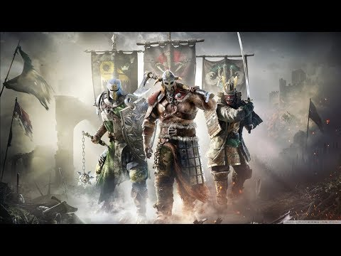 For Honor OST - E3 Trailer Song (Extended) + Cinematic
