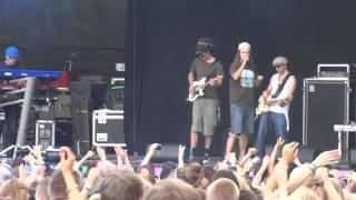 Jukka-Poika & Sound Explosion Band - Silkkii LIVE @ Weekend Festival, Espoo, Finland 18.8.2012
